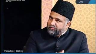 The true concept of Jihad explained by the Promised Messiah (as)-persented by khalid Qadiani.flv