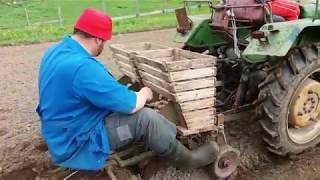 Bauer Hons - Erdäpfelanbau - Teil 1