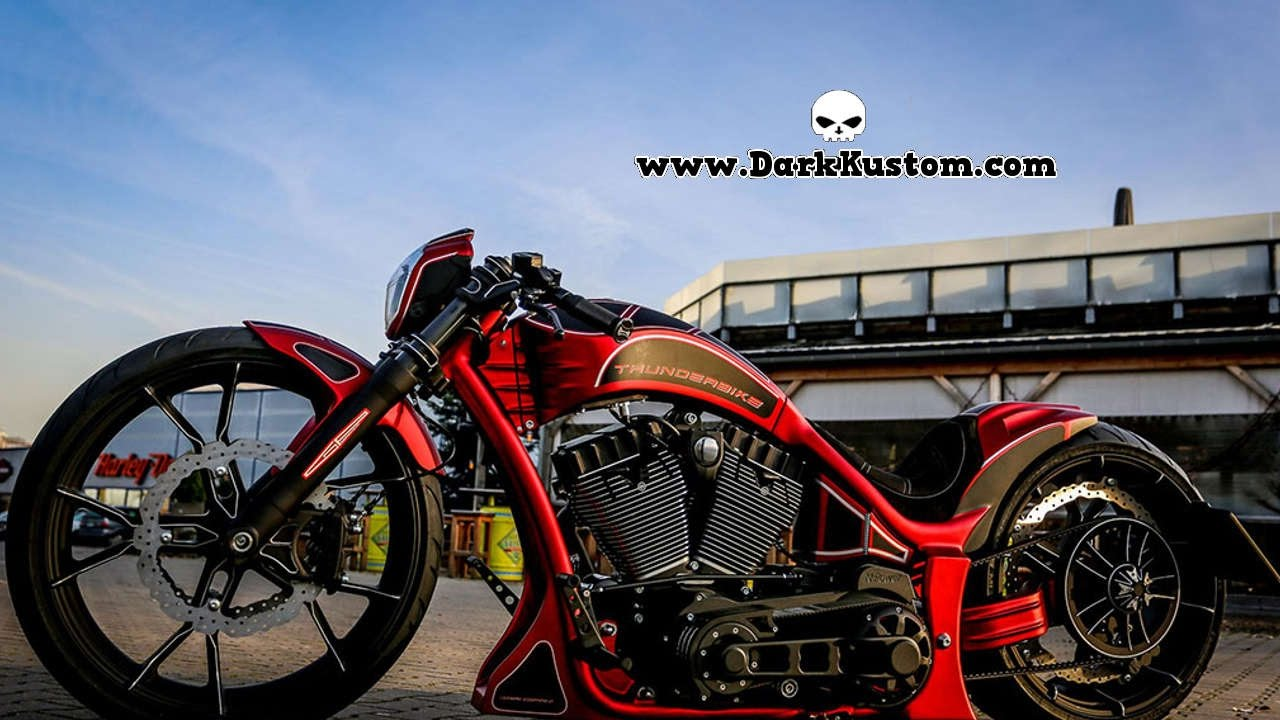 harley davidson screamin eagle grand prix by thunderbike motorcycle dragster custom review. Black Bedroom Furniture Sets. Home Design Ideas