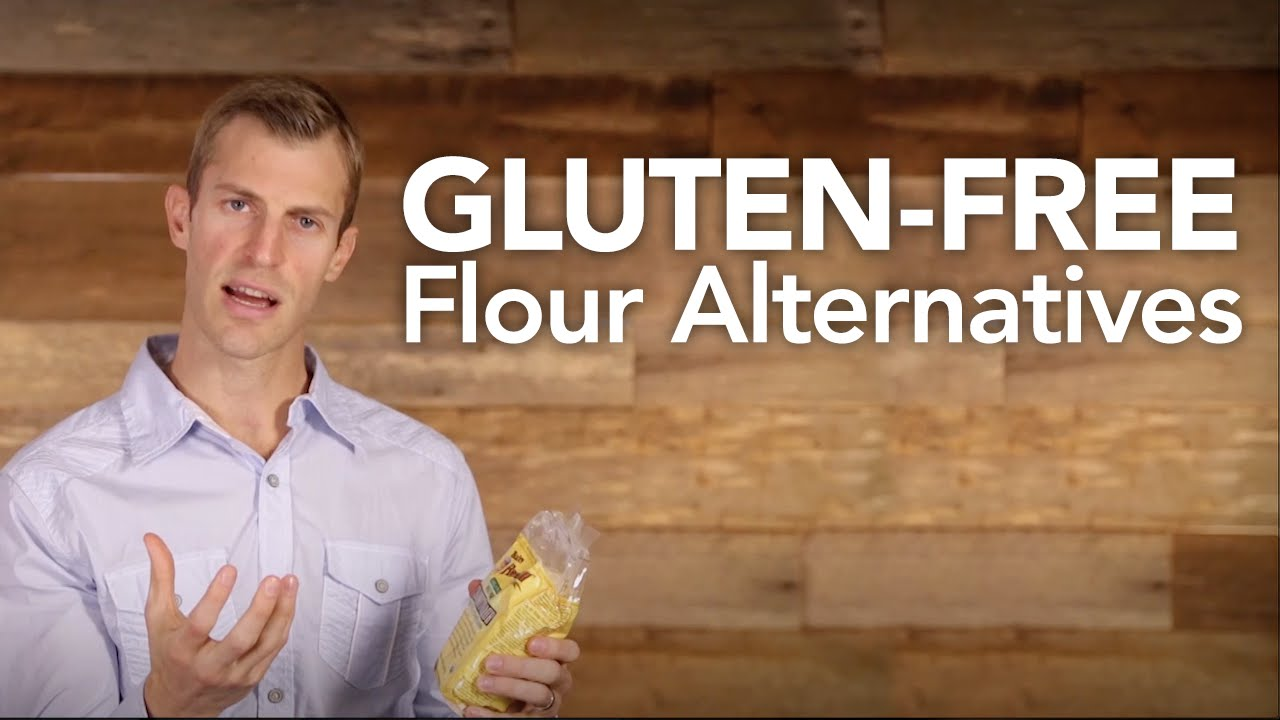 Gluten-Free Flours: the Top 13 Options - Dr  Axe
