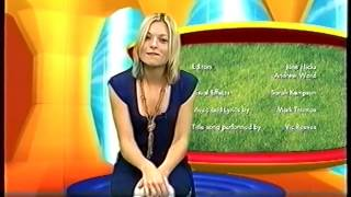 CBBC Channel continuity - Monday 7th May 2007 (5)