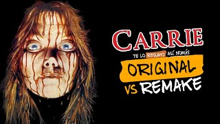 Carrie (1976) vs Carrie (2002) vs Carrie (2013) | #OriginalVsRemake