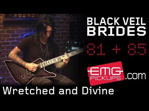 """Black Veil Brides perform """"Wretched and Divine"""" live on EMGtv"""