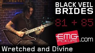 "Black Veil Brides perform ""Wretched and Divine"" live on EMGtv"