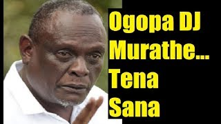 Rumours About David Murathe: Where Did They Come From? Part 1