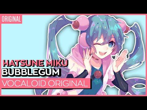 【Hatsune Miku】Bubblegum/風船ガム【Vocaloid Original】🍬