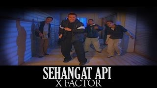 Sehangat Api - X Factor (Official Music Video)