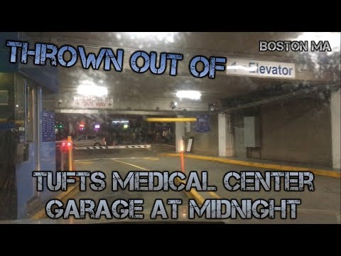 Why Can't I Park in the Tufts Medical Center Garage for Free? - Boston MA