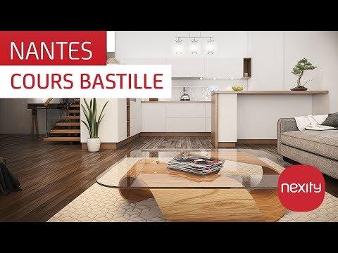 Cours Bastille – Une résidence d'excellence au cœur de Nantes