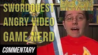 [Blind Reaction] Swordquest - Angry Video Game Nerd