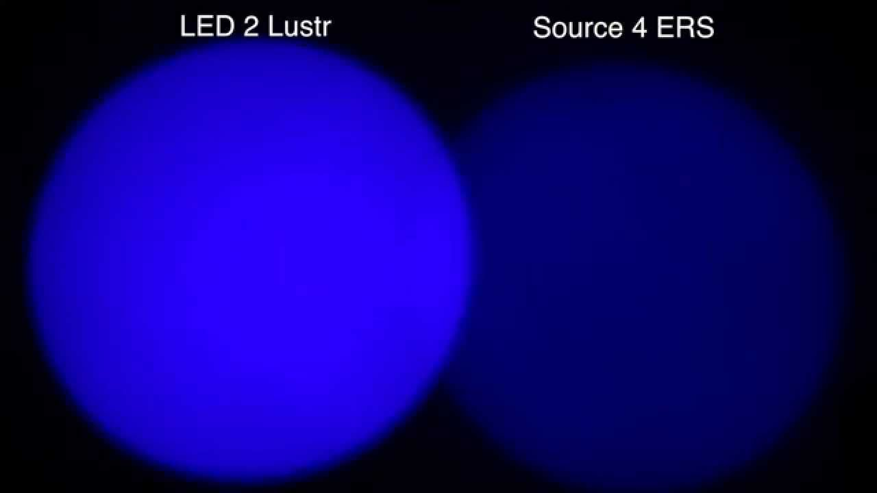 Demo etc source four led series 2 lustr vs etc source four
