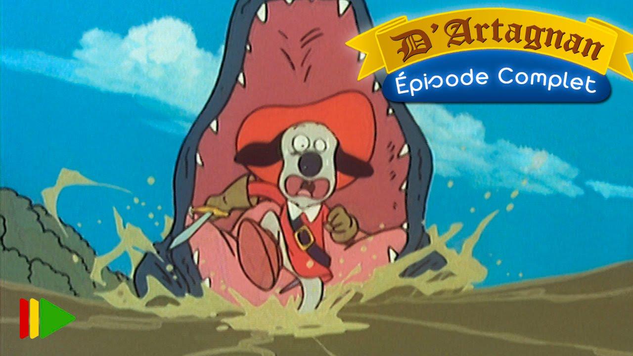D'artagnan dessin animé episode 5