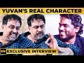 Yuvan's Unheard Stories & Unseen Side - Revealed by Lingusamy | 22 YEARS OF #Yuvanism | MY 458