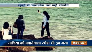 Mumbai Girls Fall Into Sea While Clicking Selfie, Remain Untraced