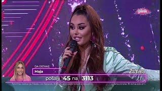 Z4: Ljubavna Izazovizija - Prepucavanje misice i Ane Korać zbog Karića - 14.02.2021.