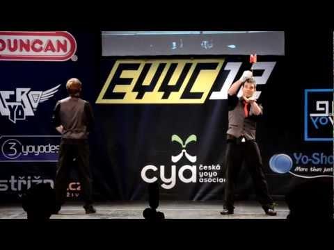 inmot!on - European Yo-Yo Champions 2012
