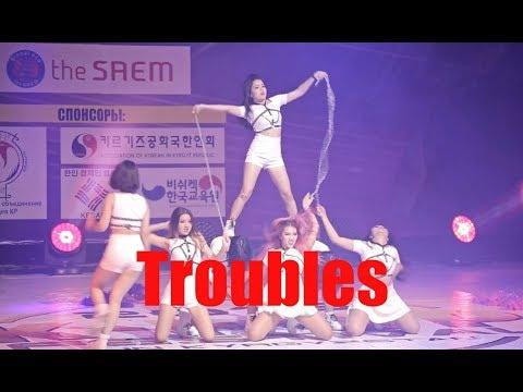 Troubles | 2018 K-pop Festival in Kyrgyzstan