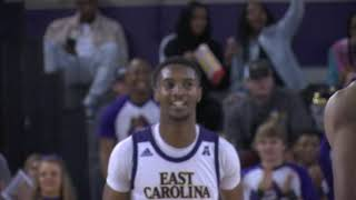 ECU MBB Highlights vs Tulane 012520