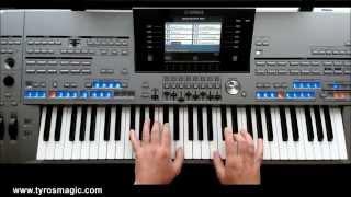 Tyros Magic - Classical Organ Showcase Demo