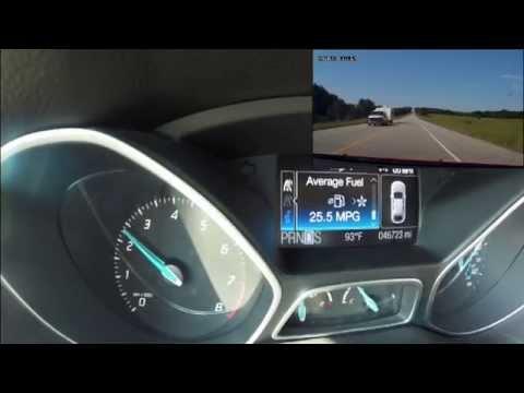 2012 Mk3 Ford Focus Engine Stall Rough Idle Flashing Shift