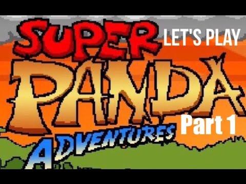 Let's Play Super Panda Adventures - Part 1 - Fu is stupid |
