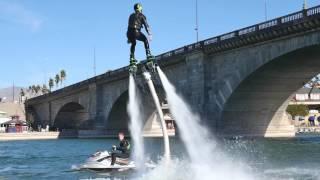 DEFY JetDeck - Ultimate Water Flight Platform
