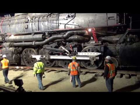 UP Big Boy 4014 Leaves Pomona, CA Part Four