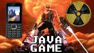 Duke Nukem Mobile |Java| Прохождение (Дюк VS Толпы чужих!)