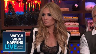 Kate Chastain And Captain Lee On Hannah Ferrier And Captain Sandy   Below Deck   WWHL
