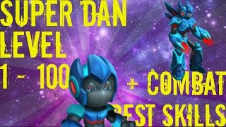 Monster Legends | Super Dan | Level 1 to 100
