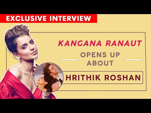 Exclusive: Kangana Ranaut Opens Up About Rangoon, Saif, Shahid & Hrithik | Vickey Lalwani | SpotboyE