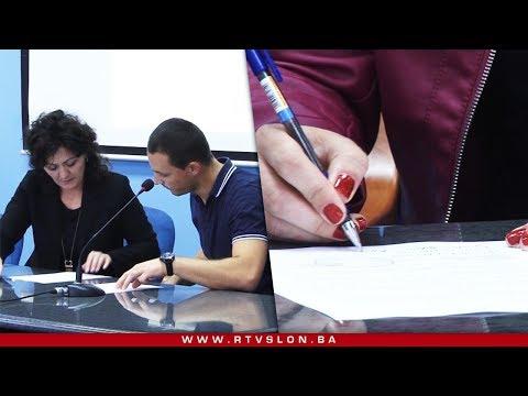 Potpisani ugovori za subvencioniranje 43 mlade osobe sa područja TK - 19.10.2018.