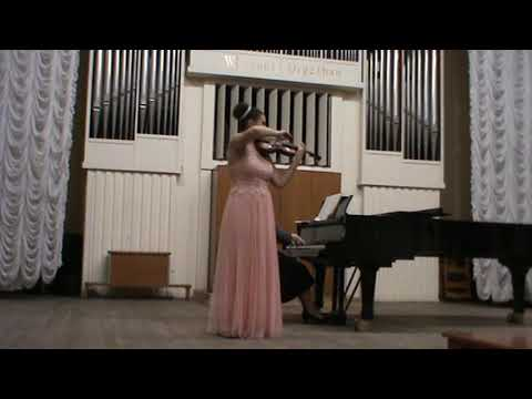 Сибелиус Концерт ре минор 2 и 3 части