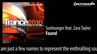 Trance 2010 - The Best Tunes In The Mix - Yearmix Out Now!