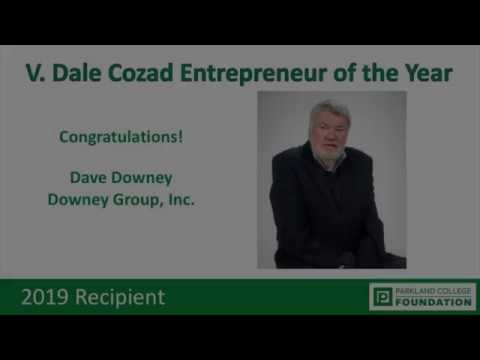 Parkland College - 2019 Entrepreneur of the Year Banquet