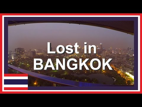 How to get around in Bangkok Thailand: Bangkok Transport trains & taxis to Sofitel So for sunset