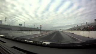 Honda Civic Sedan GSR vs Turbo Hatchback Racing