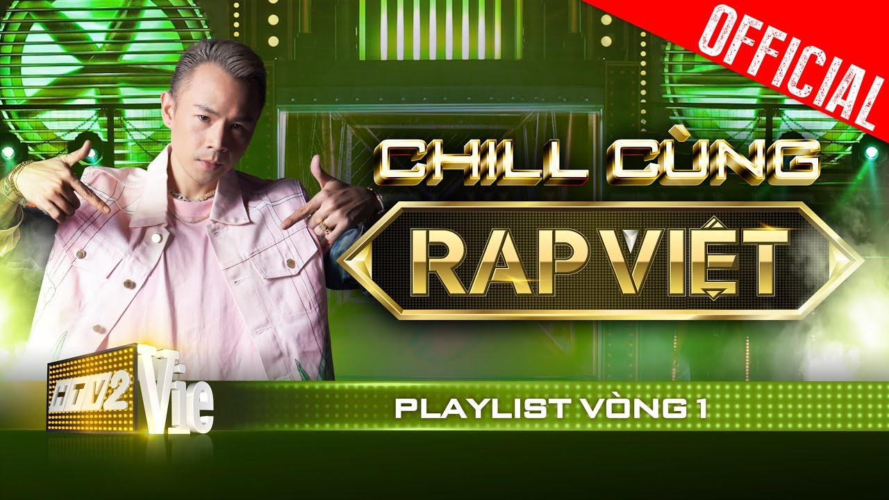 Team Binz: Tổng hợp phần thi vòng 1 | Chill cùng Rap Việt