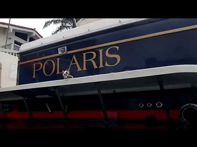 Polaris 11/13/14 Hull Service Condition Video