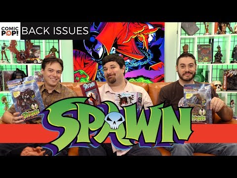 A Look Back At The History Of Spawn | Back Issues