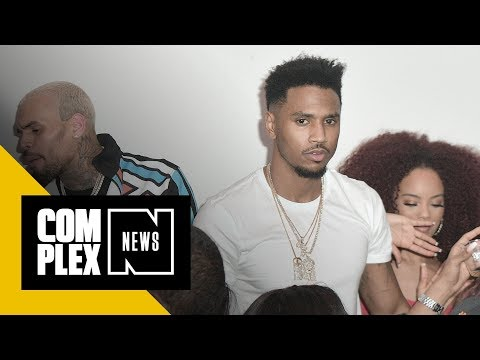 Trey Songz Accused of Hitting Woman in the Face During All-Star Weekend
