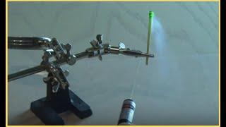 DIY Build Burning Laser Engraver with DVD Rom | DIODE Module