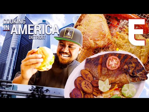 Detroit's Food Gives A Glimpse At the Future of the Motor City — Cooking in America