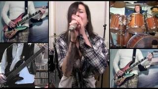 18 And Life (Skid Row full cover collab) HD video