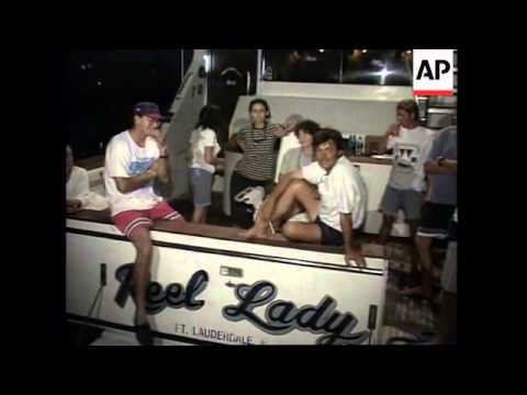 USA: AUSTRALIAN'S FAILED ATTEMPT TO SWIM FROM CUBA TO FLORIDA UPDATE