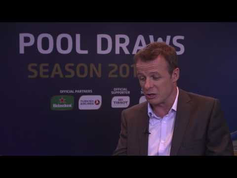 BT Sport's Austin Healey reviews the draw for the English clubs in the 2017-18 Champions Cup draw