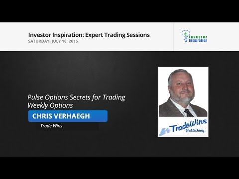 Pulse Options Secrets for Trading Weekly Options | Chris Verhaegh