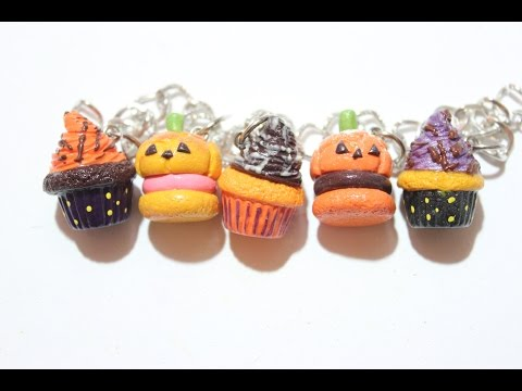 DIY Halloween Squishy Inspired Polymer Clay Bracelet Tutorial