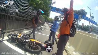 Crazy Angry People vs Riders | [Season 6, Ep. 13]
