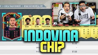 🤔 INDOVINA CHI su FIFA 20 con PENITENZA!! - ENRY LAZZA vs TATINO